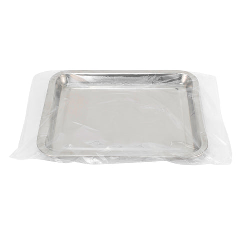 "10 1/2"" x 14"" Dynarex Protective Tray Sleeves Clear 500 pcs"