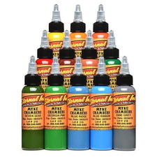 Eternal Tattoo Ink - Myke Chambers Signature Series Set of 12 - 1oz Bottles