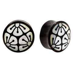 Mother of Pearl Plugs & Tunnels