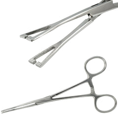 Pennington Forceps 6 inch Slotted