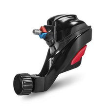 Apex Nano Rotary Tattoo Machine by EGO — Black and Red (1)