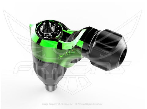 FK Irons Spektra Direkt 2 Crossover Kryptonite Tattoo Machine