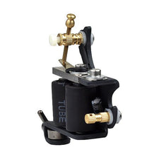 Single | Soft Silicone Finish BLACK Liner Tattoo Machine V22