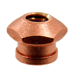 Copper Plated Lock Nut 8-32 Tattoo Machine Binder Custom Parts