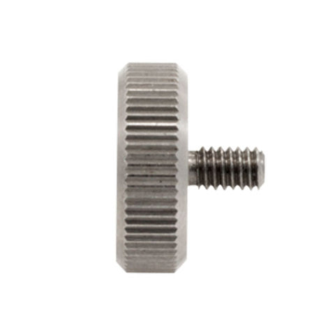 Stainless Steel Vice Screw 8-32 Tattoo Machine Binder Part
