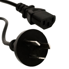 Standard 2 prong AUSTRALIA Power Cord for Tattoo Power Supplies