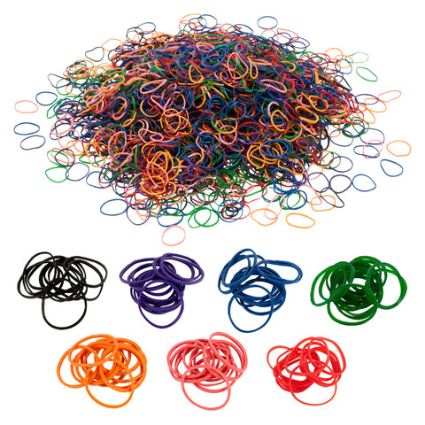 1/4 lb Standard #12 Rubber Bands Tattoo Machines