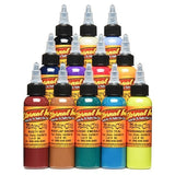 Eternal Tattoo Ink - Motor City Set of 12 - 1oz Bottles