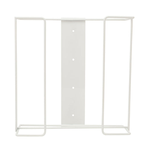 Wire Glove Box Wall Mounted Holder - TWO Box Rack