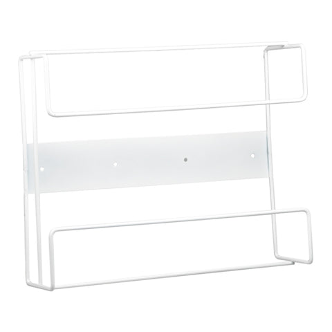 Wire Glove Box Wall Mounted Holder - THREE Box Rack