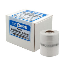 "Defend 3"" Nylon Sterilization Tubing with Indicator Ink 100 Foot Roll"