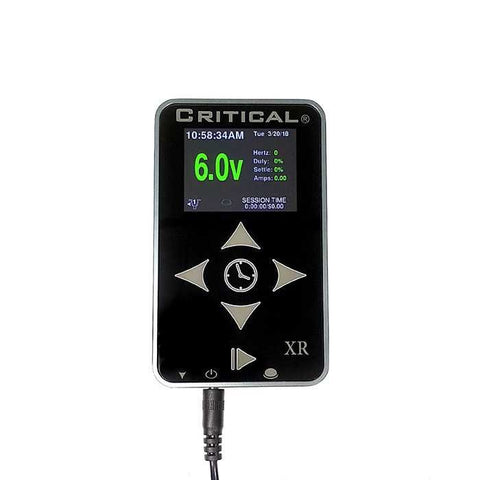Critical Tattoo® XR Power Supply - Advanced Unit
