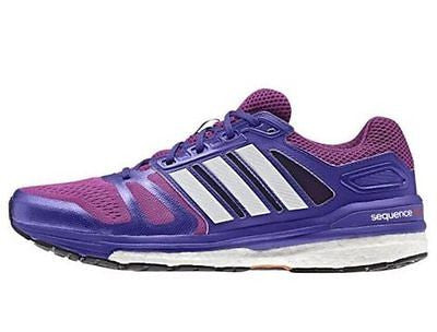 NEW PURPLE BLUE Adidas Women's Supernova Sequence 7 Boost Running Shoes Size 6