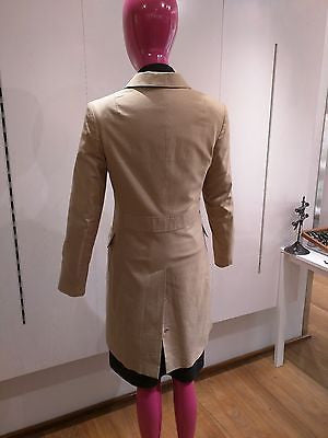 b7459bfe8cf Light Weight Tan Theory Trench Coat Medium 4 6 8 – Coshare