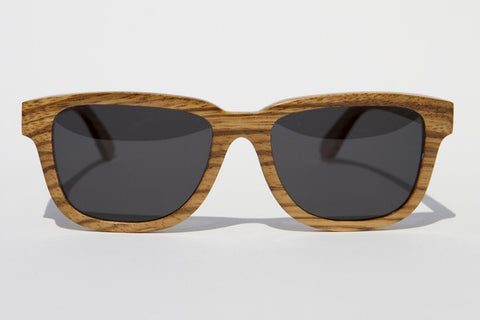Barring Fairmount Premium Wood Sunglasses
