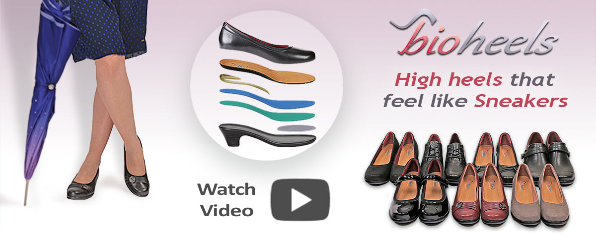 fc3c8903ccda Bioheels Orthotic 2 Inch Heels Pumps Women s Dress Shoes