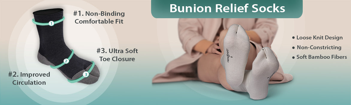 Bunions Sock Slider