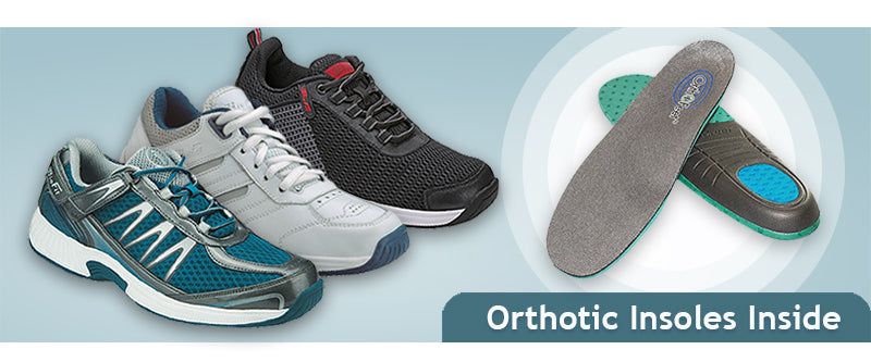 best orthotic shoes for men