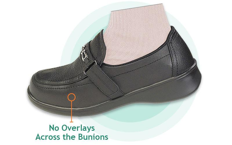 Diabetic Neuropathy Heel Foot Pain Plantar Fasciitis Shoes | Orthofeet