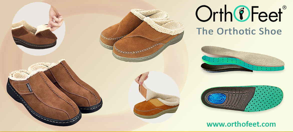 29f8e458c6ff Upgrade to the most comfortable arch support slippers  Try Risk Free - Walk  pain free or your money back!