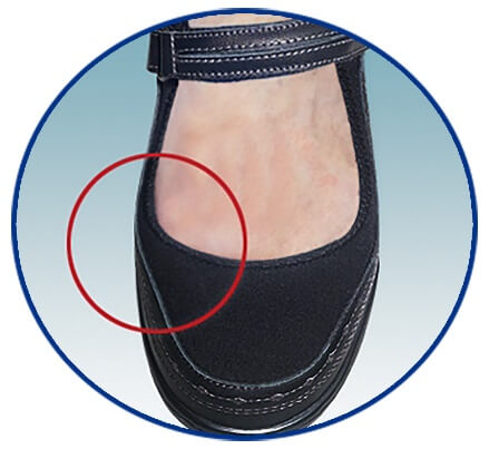 Stretchable uppers