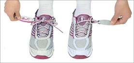 Innovative Closure Systems for People Who Have Difficulty Tying Laces