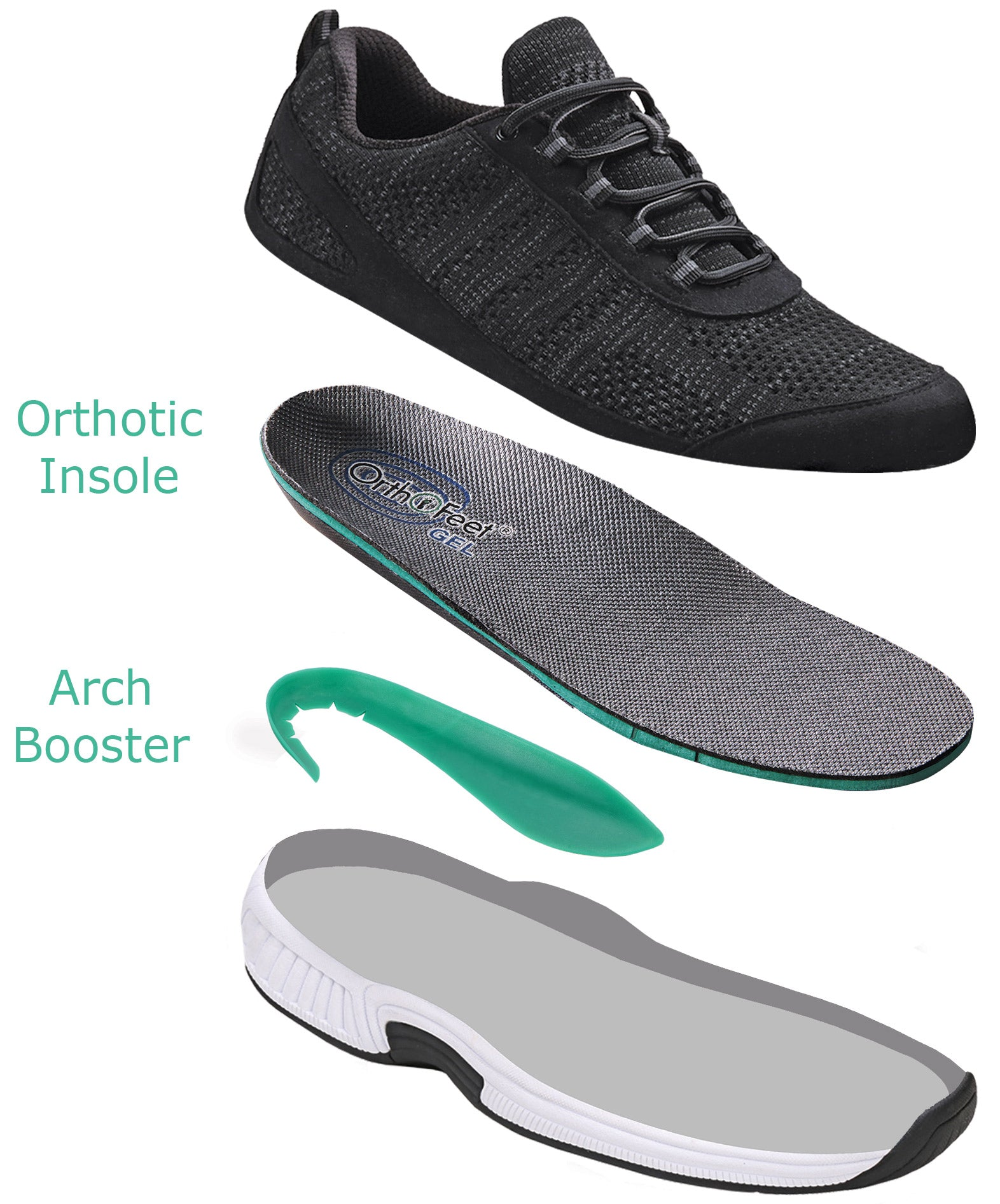 BioSole Gel Sport Men's Orthotics
