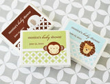 Baby Animals Personalized Gum Boxes-Jubilee Favors