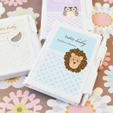 Baby Animals Personalized Notebook Favors-Jubilee Favors