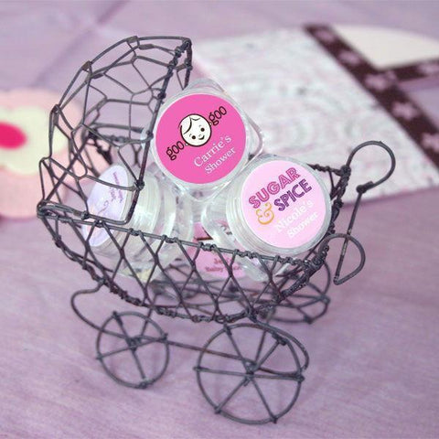 Baby Shower Personalized Lip Butter-Jubilee Favors