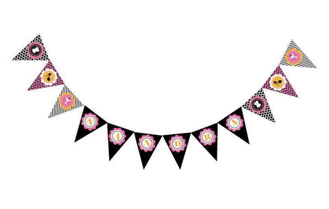 Bachelorette Party Pennant Banner-Jubilee Favors