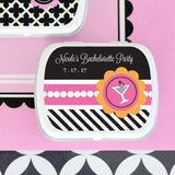 Bachelorette Party Personalized Mint Tins-Jubilee Favors