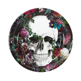 Baroque Skeleton Plates-Jubilee Favors
