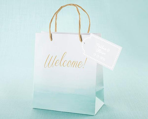 Beach Tides Welcome Bags (Set of 12)-Jubilee Favors