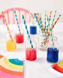 Birthday Brights Rainbow Straws-Jubilee Favors