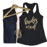 Bridal Party Tank Tops-Jubilee Favors