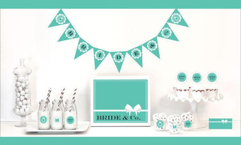 Bride & Co Decorations Starter Kit-Jubilee Favors