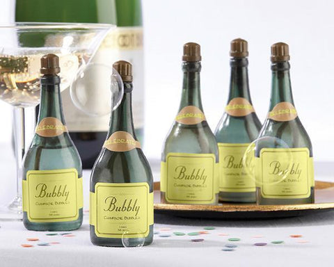 """Bubbly"" Champagne Bubbles (Set of 24)-Jubilee Favors"