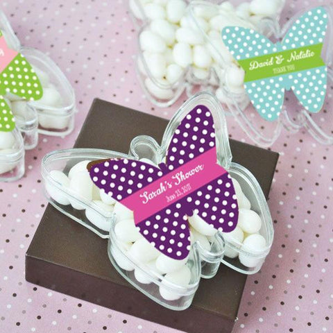 Butterfly Acrylic Boxes-Jubilee Favors