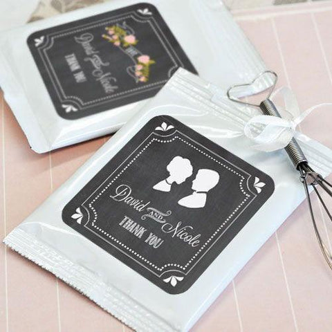 Chalkboard Wedding Personalized Lemonade + Optional Heart Whisk-Jubilee Favors