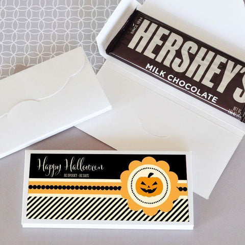 Classic Halloween Personalized Candy Wrapper Covers-Jubilee Favors