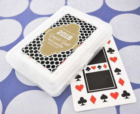 Graduation Playing Cards-Jubilee Favors