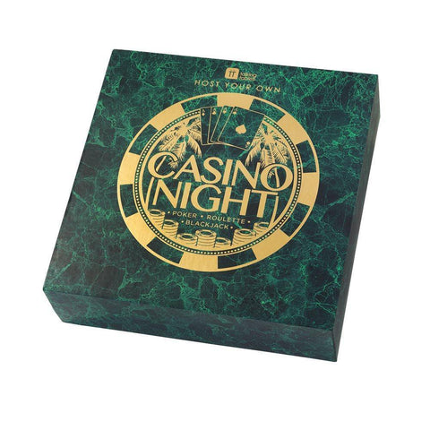 Host Your Own Casino Night-Jubilee Favors