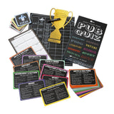 Host Your Own Pub Quiz-Jubilee Favors