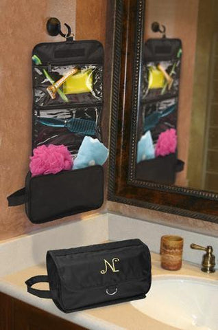 personalized toiletry bag jet setter hanging toiletry bag