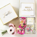 Large Personalized Gift Box-Jubilee Favors