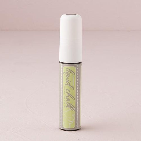 Liquid Chalk Wedding Marker for $ 8.99 at Jubilee Favors