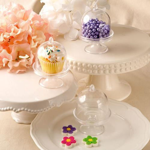 Medium Size Cake Stand For Treats And Cupcakes-Jubilee Favors