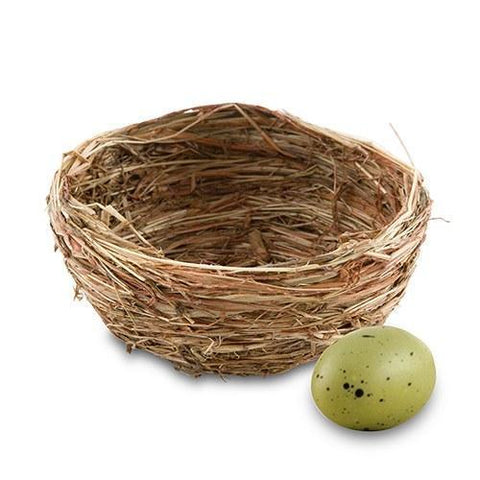 Mini Bird's Nest Wedding Favor (Set of 12)-Jubilee Favors