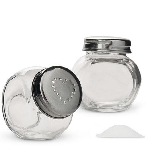 Mini Candy Jar Salt And Pepper Shaker Favor (set of 2)-Jubilee Favors
